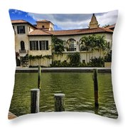 Favorite Spot Throw Pillow