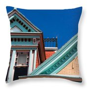 Features Of Casa Cayo Hueso Throw Pillow