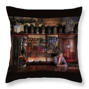 Fed Up Throw Pillow