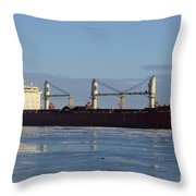 Federal Phine Throw Pillow
