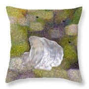 Feeling Encompassed Throw Pillow