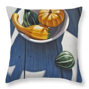 Feeling Left Out Throw Pillow