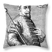 Feodor I Ivanovich Throw Pillow