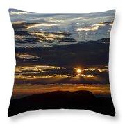 Fernley Sunrise 1 Throw Pillow