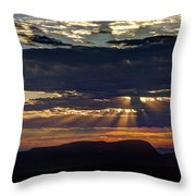 Fernley Sunrise 2 Throw Pillow