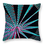 Ferris Tracings 560 Throw Pillow