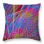 Ferris Tracings 630 Throw Pillow