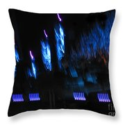 Festival Of Hope- Vilnius 2011 Throw Pillow