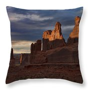 Fifth Avenue Throw Pillow