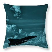 Fighter Pride Throw Pillow