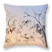 Fikardou 01 Throw Pillow