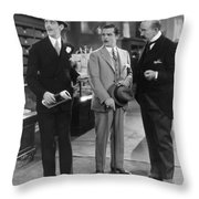 Film Still: It, 1927 Throw Pillow