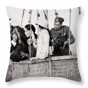 Film Still: Rookies, 1927 Throw Pillow