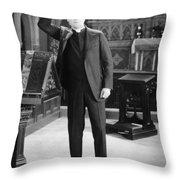 Film Still: The Fool, 1925 Throw Pillow