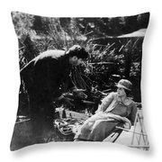Film: Sunrise, 1927 Throw Pillow by Granger
