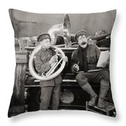 Film: The Better Ole, 1926 Throw Pillow