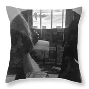 Fine Impulses Of The Soul Throw Pillow