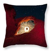 Firearch Throw Pillow