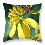 Firefly Fornication 2 Throw Pillow