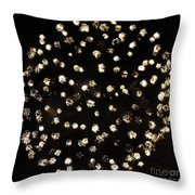 Fireworks Number 3 Throw Pillow