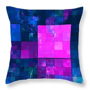 First Impressions Throw Pillow