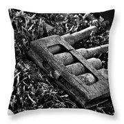 First World War Bullets Throw Pillow