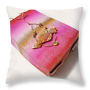 fish Fishing Fishes Throw Pillow