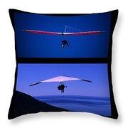 Flight Of Fantasy No Caption Throw Pillow