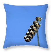 Floodlight Throw Pillow