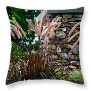 Floral 10 Throw Pillow