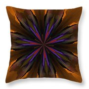 Floral Dream 090412 Throw Pillow