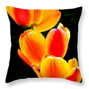 Flower 20 Throw Pillow