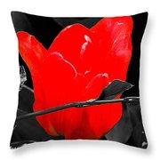 Flower 23 Throw Pillow