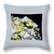 Flower 75 Throw Pillow