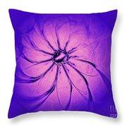 Flower-series-3 Throw Pillow