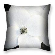 Floweret Throw Pillow