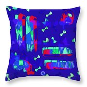 Fly Me Home Throw Pillow