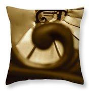 Focal Point Throw Pillow