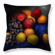 Food - Fruit - Fruit Still Life  Throw Pillow