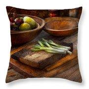 Food - Vegetable - Garden Variety Throw Pillow