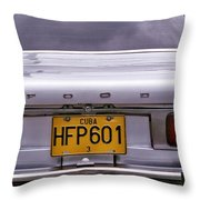 Food Ford Throw Pillow
