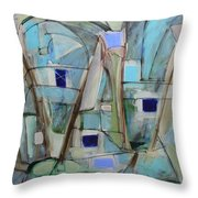 For Lovers Throw Pillow