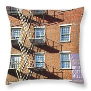 For Rent Throw Pillow