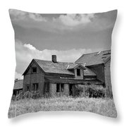 For Sale - Wyoming County Throw Pillow