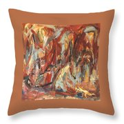 For Want Of Throw Pillow