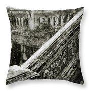 Forbidden City Throw Pillow
