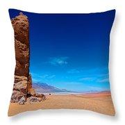 Force Of Nature - Salar De Tara Throw Pillow