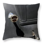 Ford A 1931 Taillight Throw Pillow