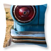 Ford Tail Throw Pillow