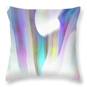Forest Of Dreams Throw Pillow